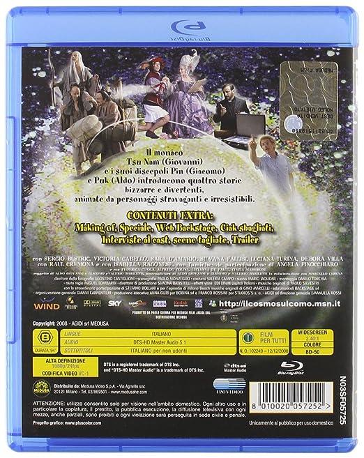 Il cosmo sul como' [Blu ray] [IT Import]: : Aldo