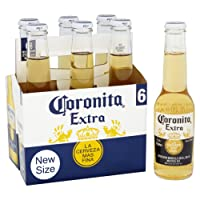 Coronita Lager Bottle, 6 x 210 ml