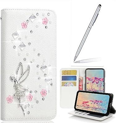 Yaheeda BLU Energy X - Funda de Piel para Smartphone BLU Energy X ...