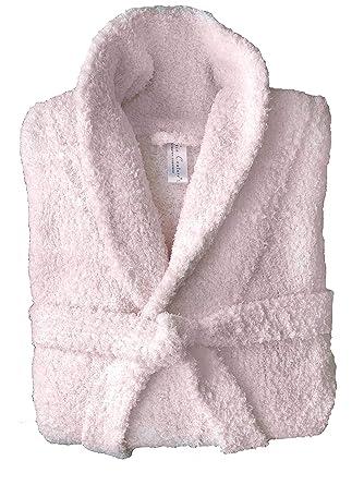 1704f59c75bd6 Women s Fluffy Plush Cozy Spa Robe at Amazon Women s Clothing store