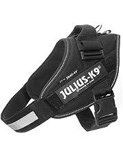 Julius K9 IDC Harnais pour chien Noir 0 (58-75 cm / 15-23 kg)