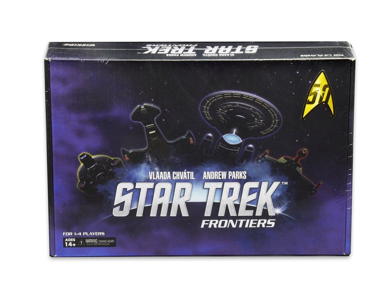 Wizkids WZK72050 Star Trek Frontiers