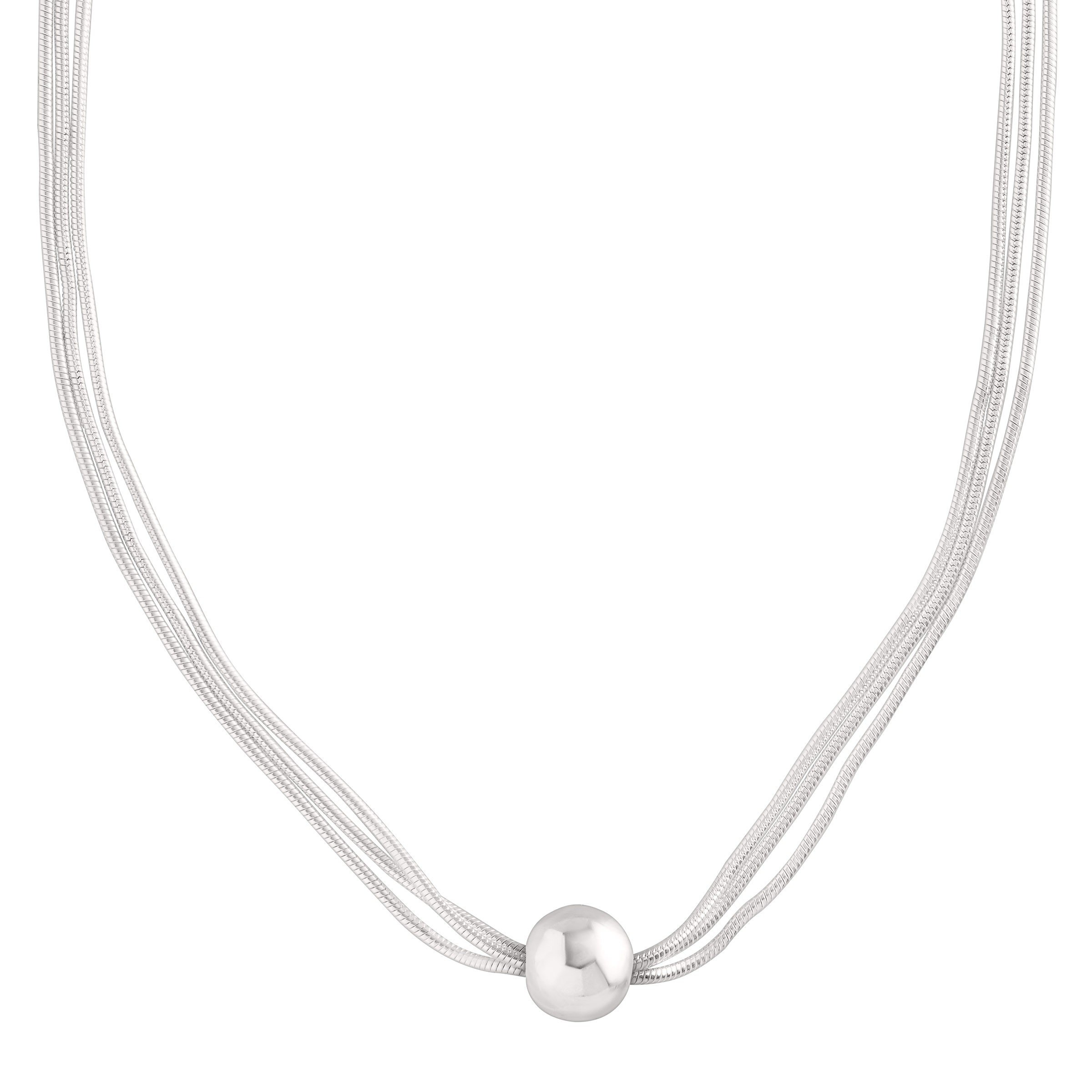 Silpada 'Thoreau' Multi-Strand Necklace in Sterling Silver