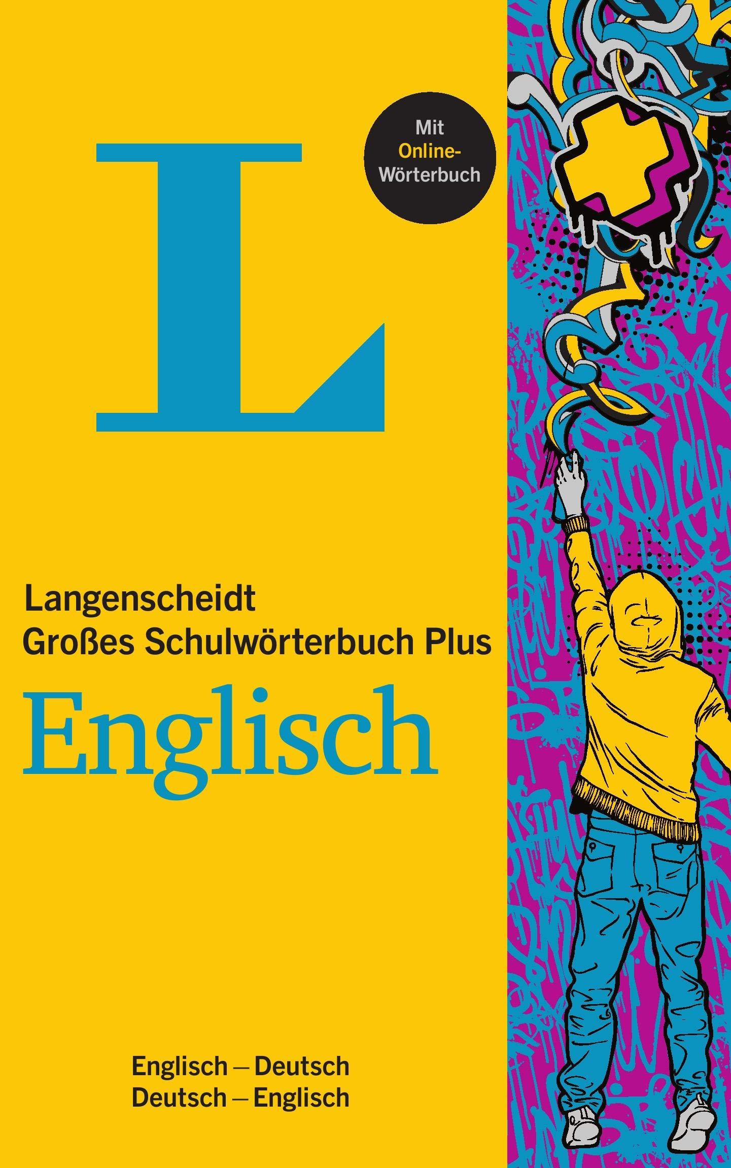Langenscheidt Großes Schulwörterbuch Plus Englisch  Englisch Deutsch Deutsch Englisch