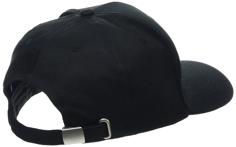 Negro Black Talla del Fabricante: 99 New Look Spade Embroidery Gorra de b/éisbol para Hombre /única