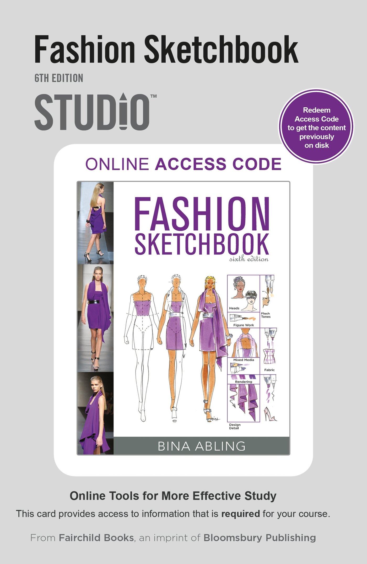 Download Fashion Sketchbook PDF