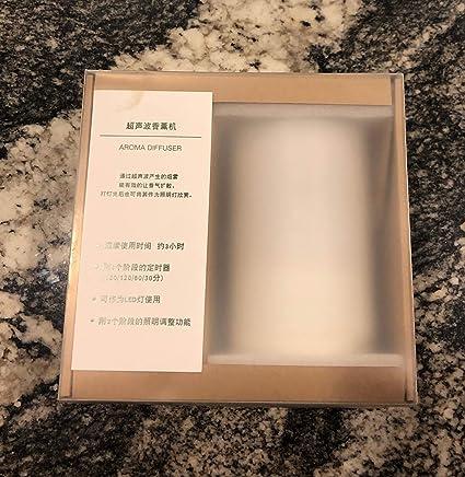 Amazon.com  MUJI Ultrasonic Aroma Diffuser  Home   Kitchen cbc94de12