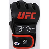 $183 » Jon Bones Jones Autographed UFC Fighting Glove RH Beckett BAS Stock #159214 - Beckett Authentication