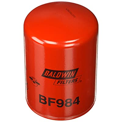 Baldwin BF984 Heavy Duty Diesel Fuel Spin-On Filter: Automotive