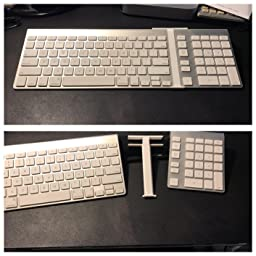 Amazon Com Customer Reviews Newer Tech Bluetooth Aluminum Keypad White Nwtkpa28btw