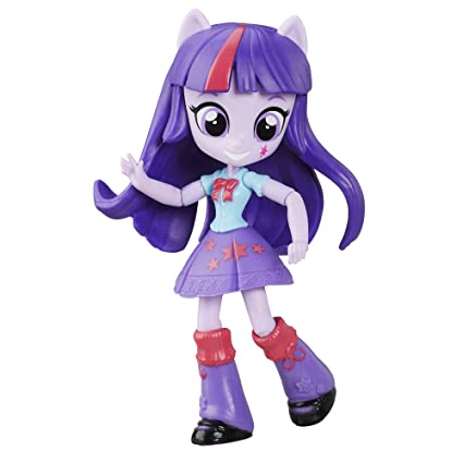 MY LITTLE PONY EQUESTRIA GIRLS MINI DOLL BAMBOLE MINI PINKIE PIE