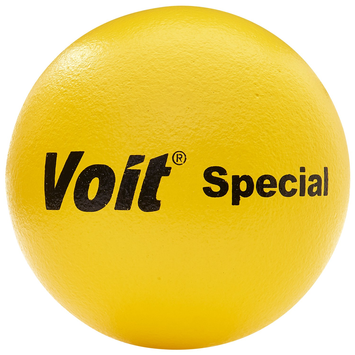 Voit Soft-Low Bounce Tuff Balls (8 1/4-Inch, Yellow)