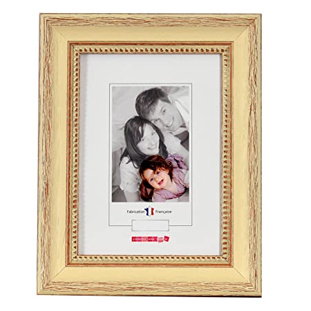 CR Diffusion 1040050000021104 Wooden Photo Frame White 40 x 50 cm ...
