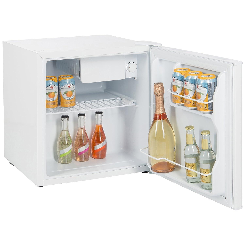 Ultratec Mini-Bar, Kühlschrank mit Eisfach,46 Liter, freistehend ...