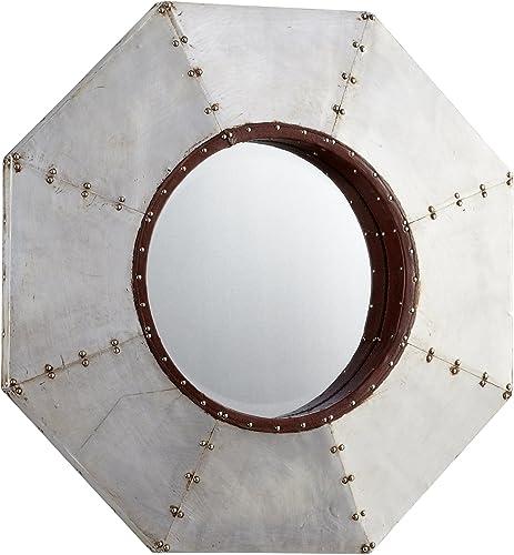Cyan Design 05823 Octo Metal Mirror
