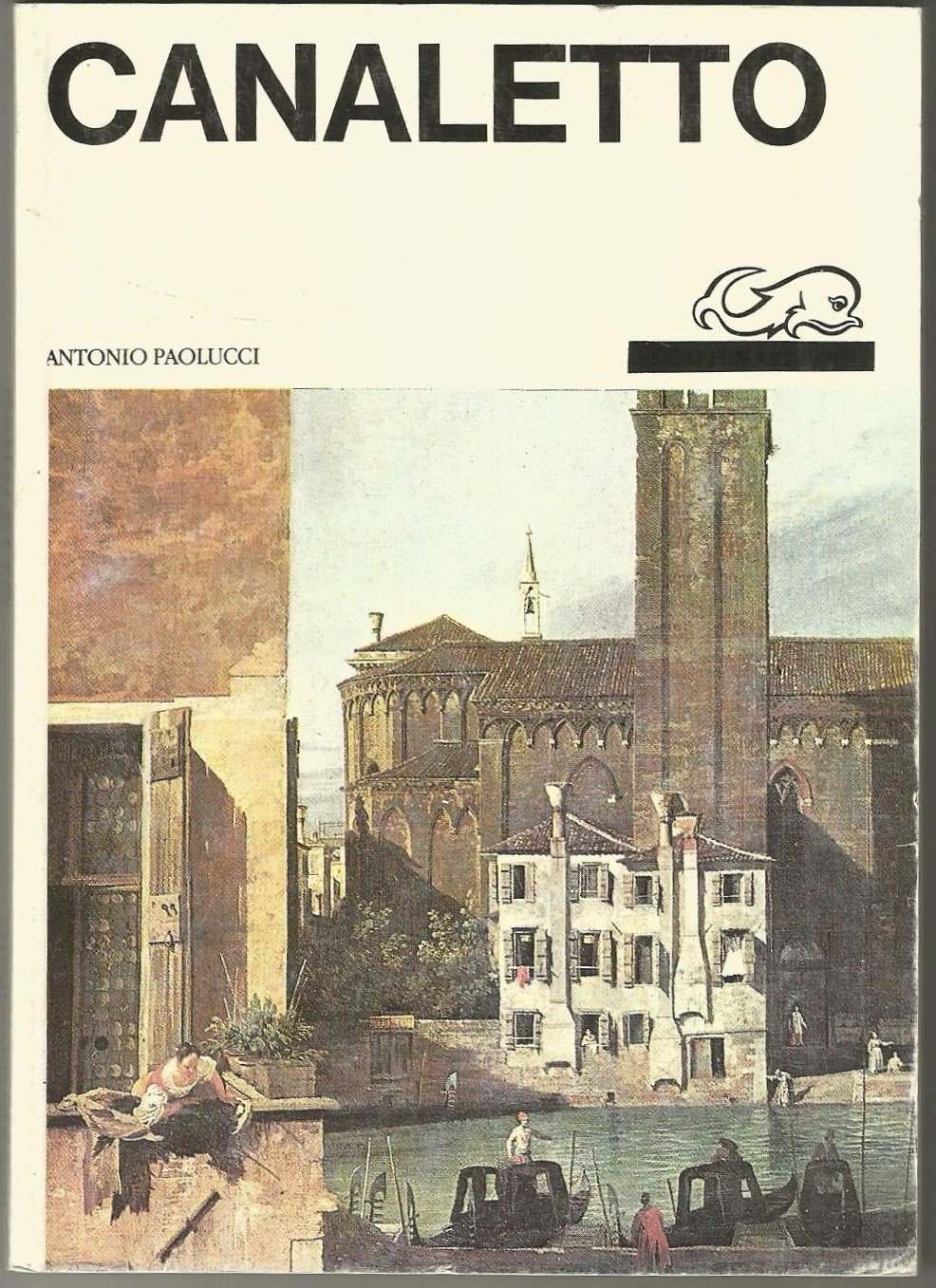 canaletto dolphin art books