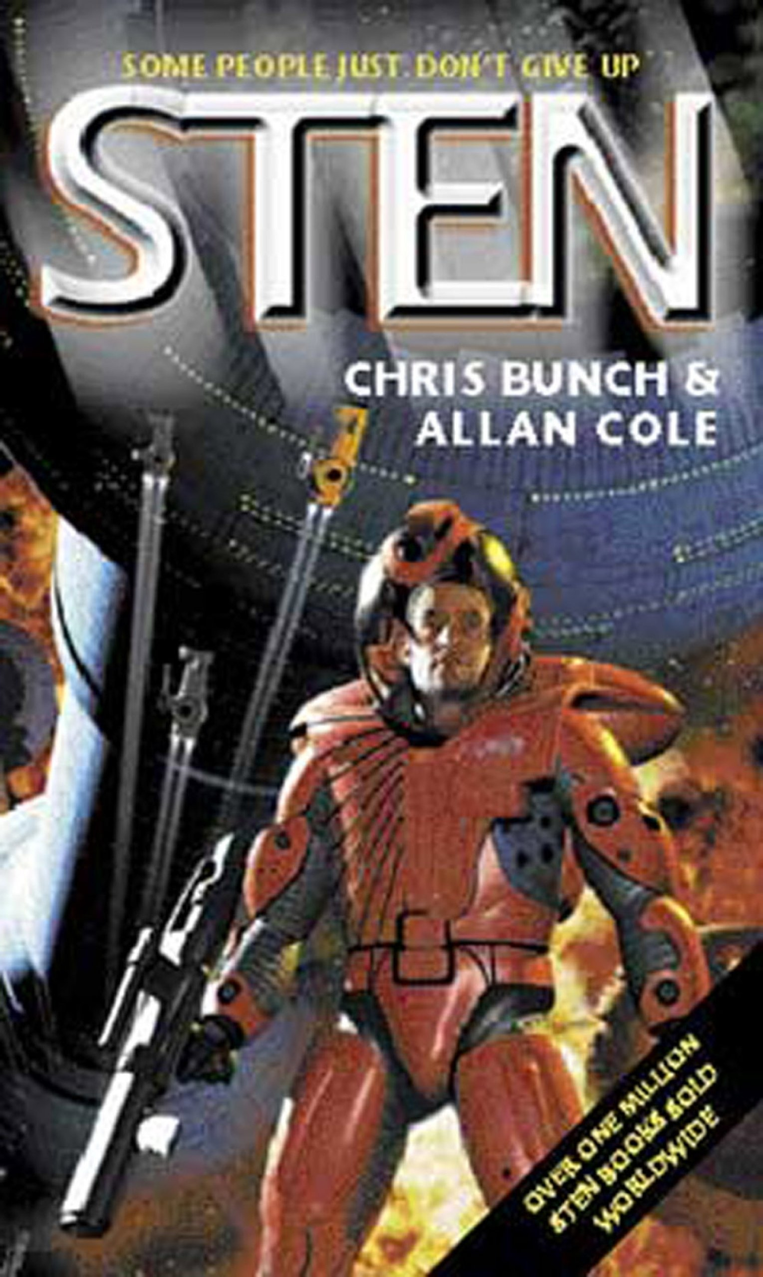 Sten  Number 1 In Series  English Edition