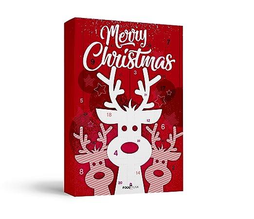Weihnachtskalender Netto.Low Carb Adventskalender 2018 Mit Handgemachten Pralinen Foodpunk Ohne Zusatz Von Zucker 0 5 G Netto Kohlenhydrate Pro Praline Hergestellt In
