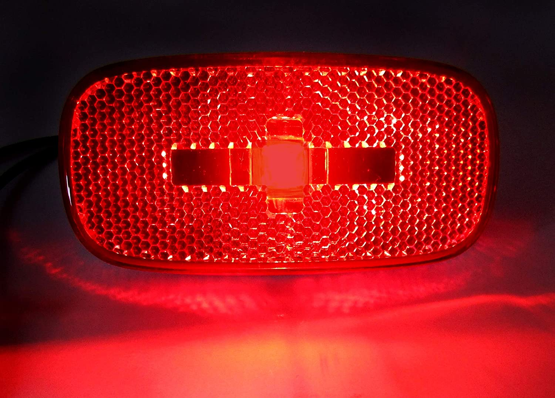 Kaper II L04-0059R Red Marker//Clearance Light