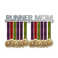 Victory Hangers Runner Mom Medal Hanger Display V1