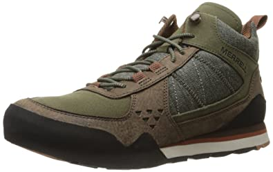 Merrell MerrellBURNT Rock Mid M Burnt Rock Mittelhoch