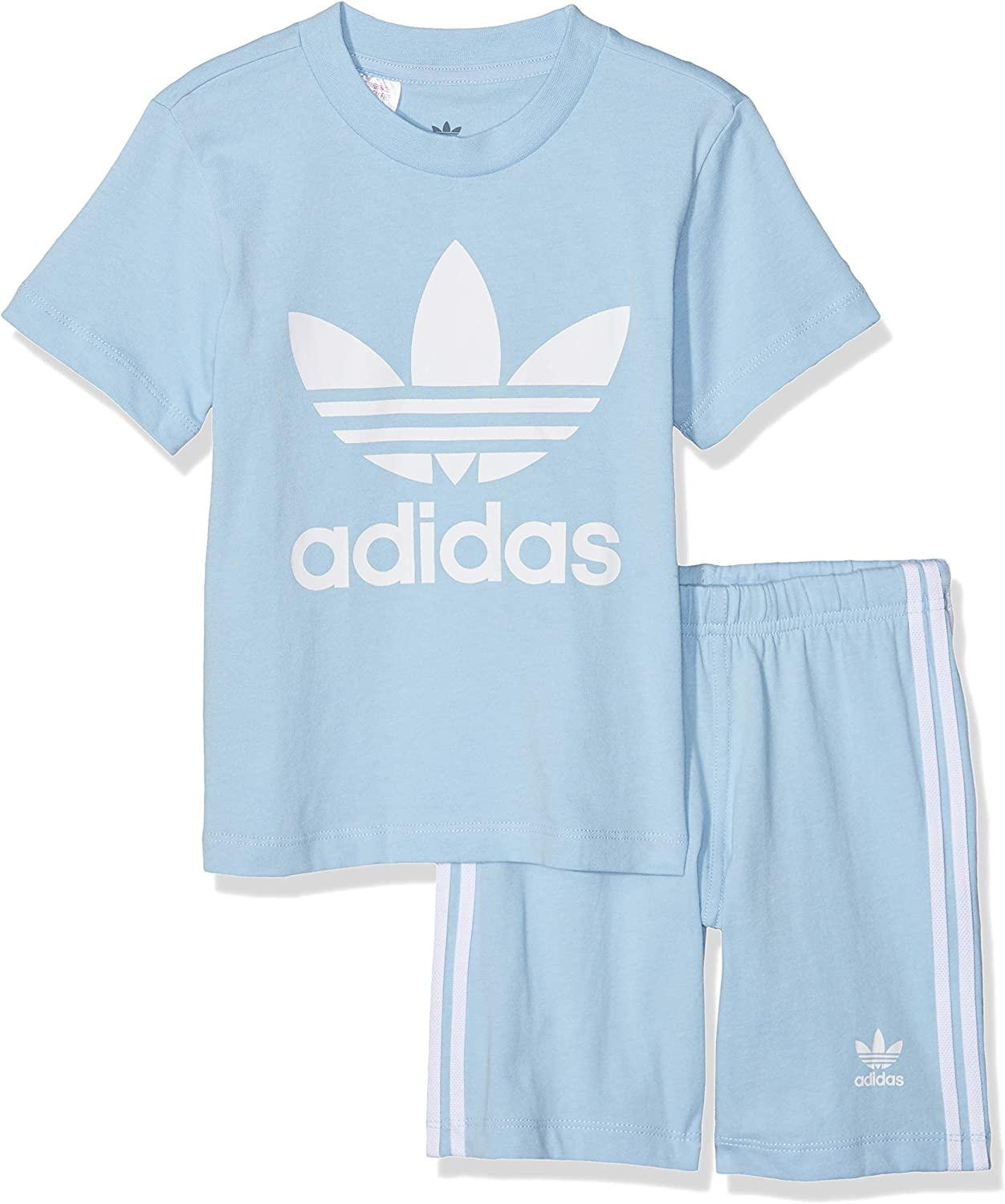 ensemble short et tee shirt fitness adidas homme