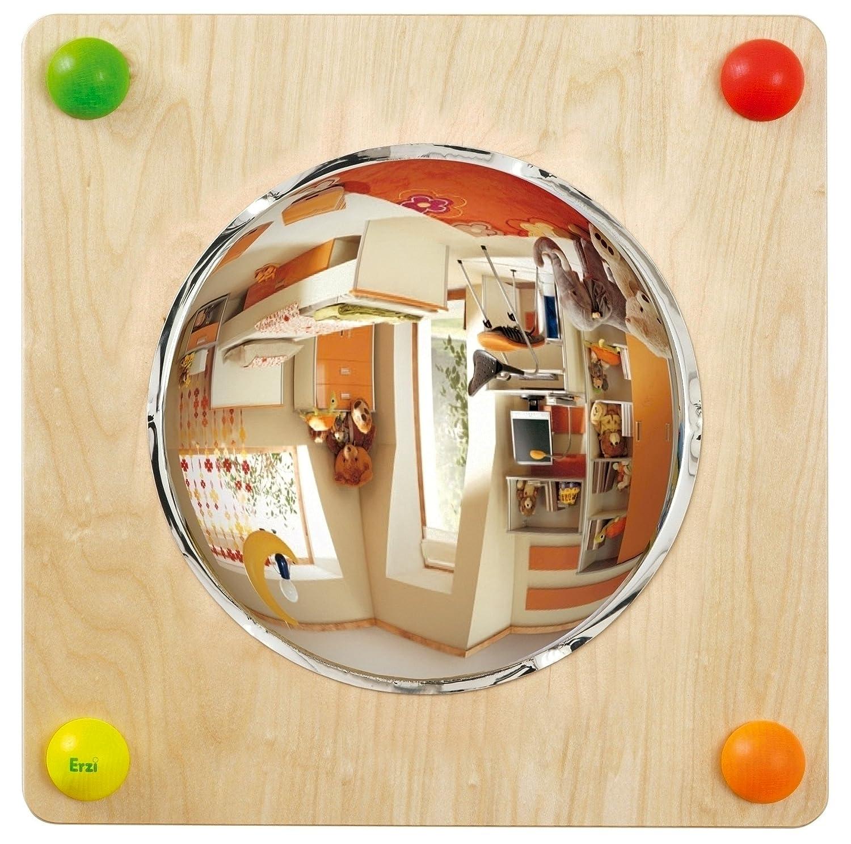 Erzi 57, 5x 57, 5x 9, 5cm Baby Weg Spiegel Duo Deutsche Holz Spielzeug 5x 57 5x 9 51126