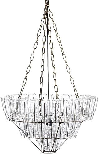 Leitmotiv large bottle chandelier amazon lighting leitmotiv large bottle chandelier mozeypictures Images