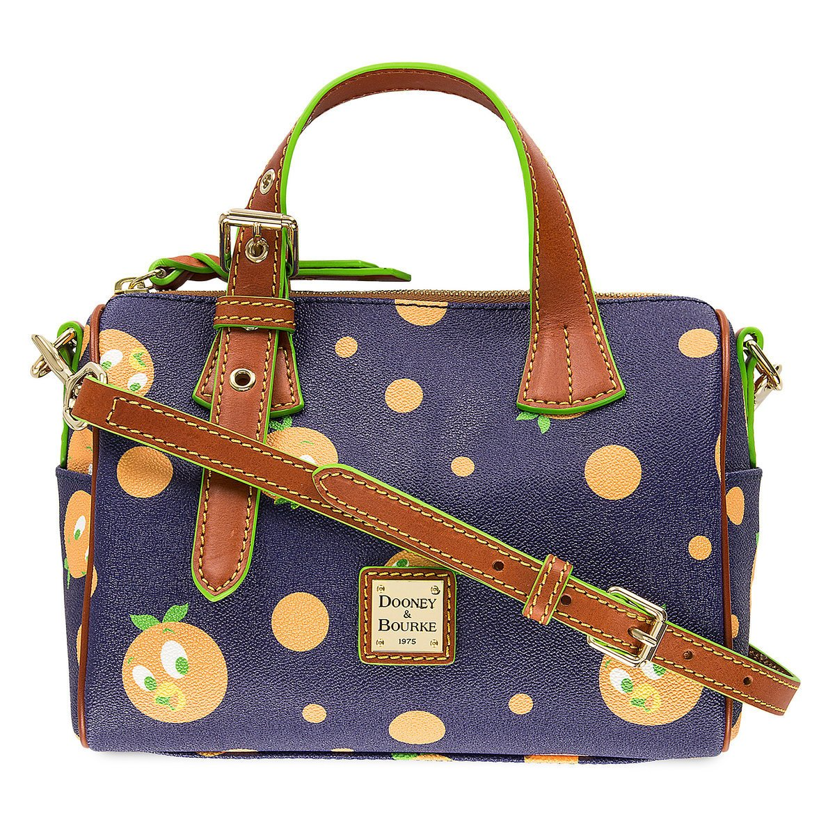 Disney Orange Bird Kendra Crossbody Satchel by Dooney & Bourke: Handbags:  Amazon.com
