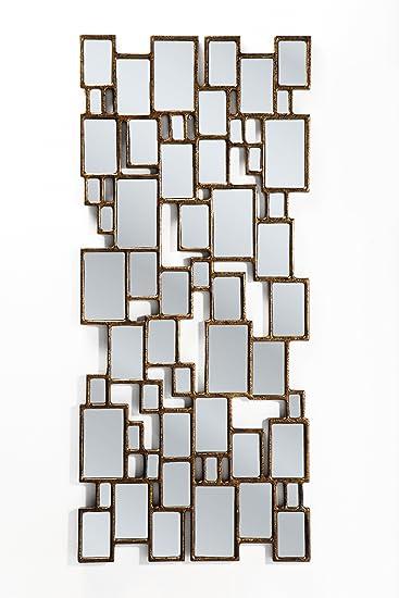 Spiegel Cubes Copper Grosser Moderner Dekospiegel Mit Rechteckigen