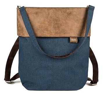 485005b410fe7 ZWEI OLLI Rucksack OR12 blue  Amazon.de  Schuhe   Handtaschen