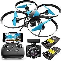 Force1 U49WF Wi-Fi FPV Drone with HD Video Camera