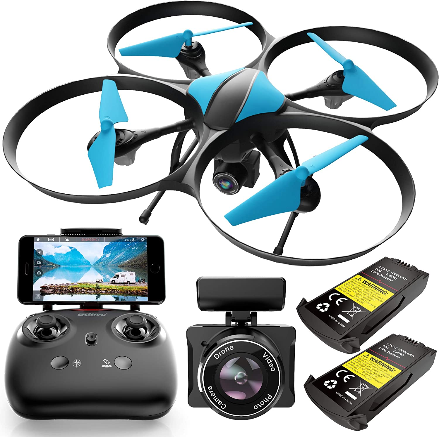 Best Drone With Camera under 300