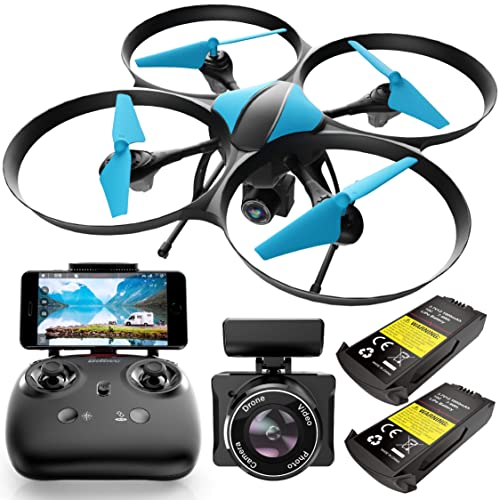 Force1 U49WF Quadcopter Drone