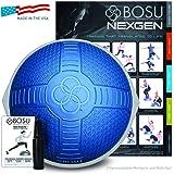 Bosu Unisex-Adult BOSU Pro NexGen 65CM Balance Trainer 72-10850-PNG, Blue, 65CM
