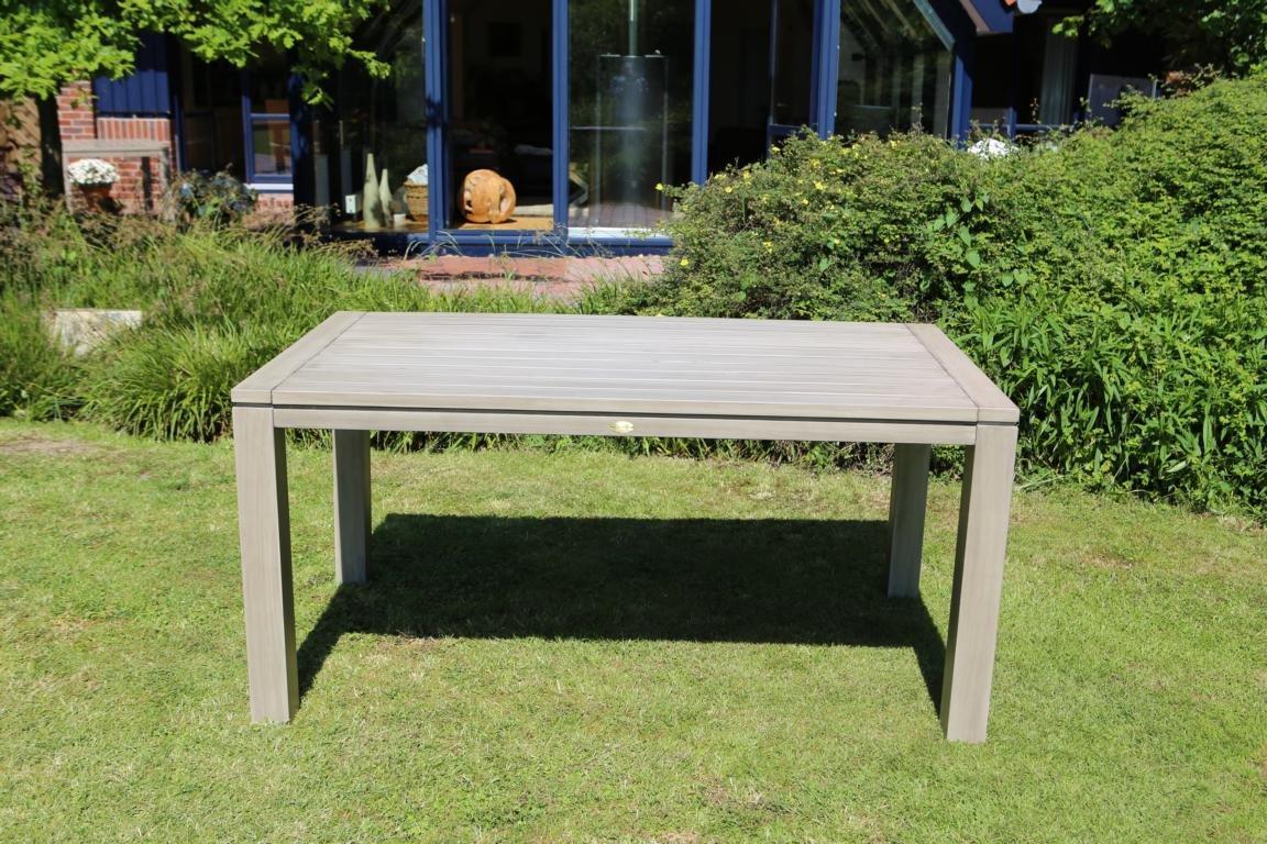 Esstisch Messina Tischgröße: 160 cm B x 90 cm T