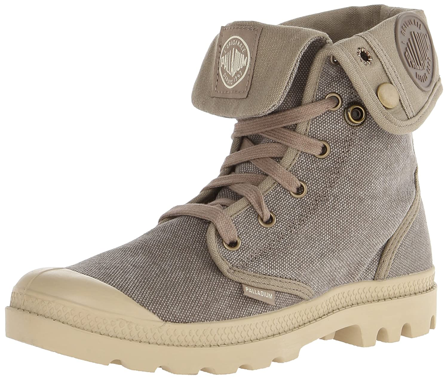 Palladium Women's Baggy Canvas B(M) Boot B00M283Y1K 8 B(M) Canvas US|Boue/Putty 2dd9a7