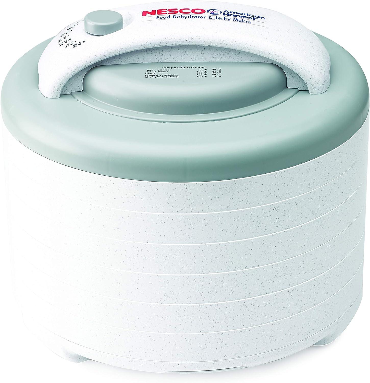 Nesco American Harvest FD-61WHCP 500 Watt All-in-One Food Dehydrator Kit