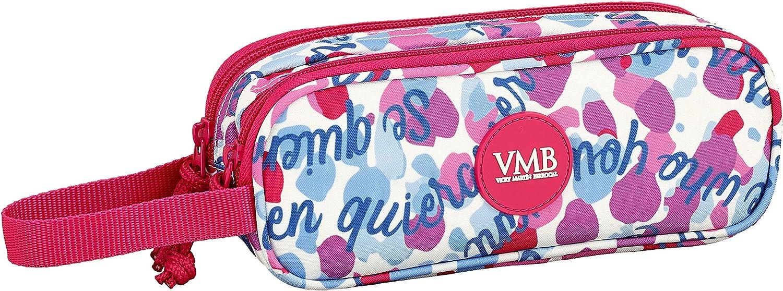 Vicky Martin Berrocal Be Oficial Estuche Escolar 210x60x80mm