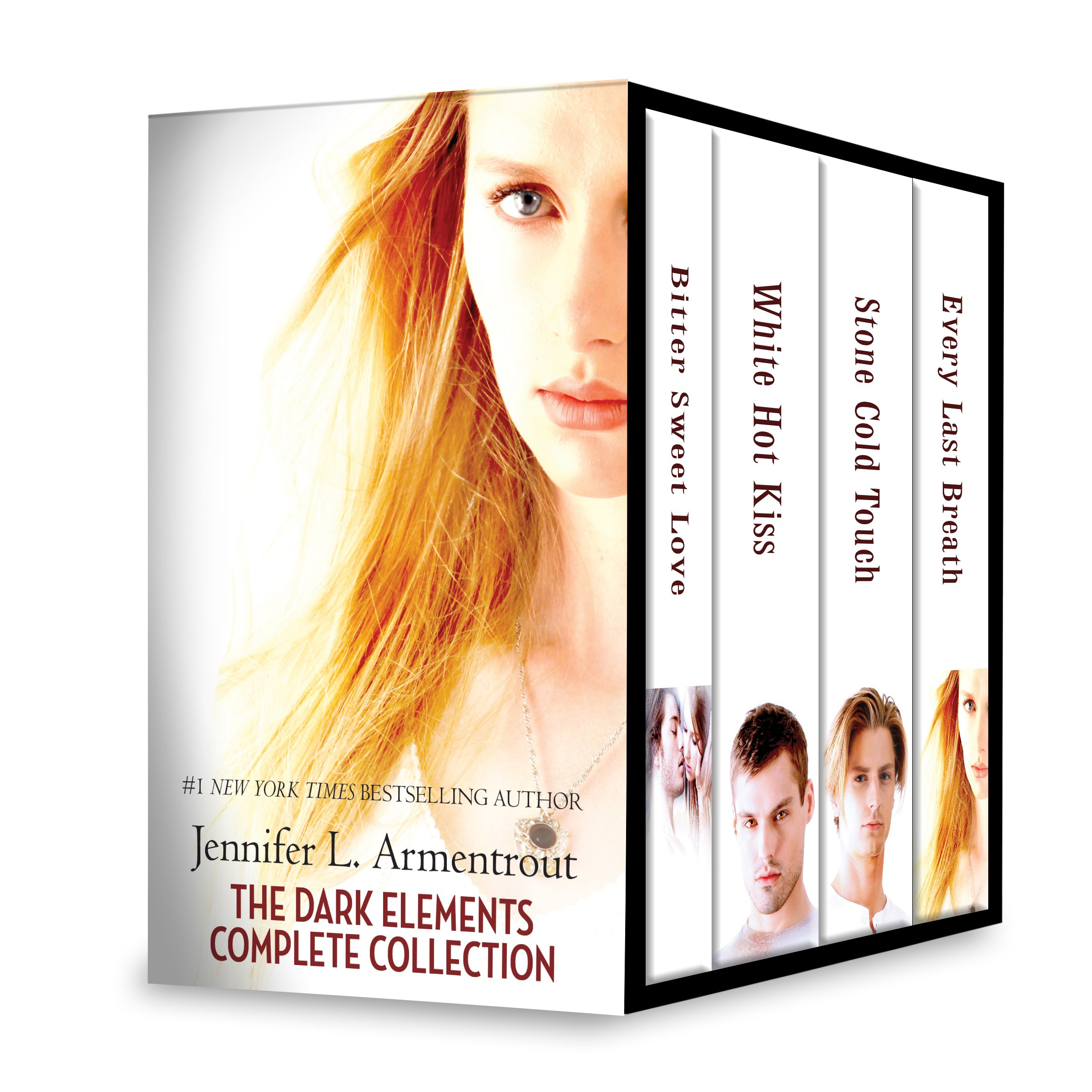 Jennifer L. Armentrout The Dark Elements Complete Collection  An Anthology  English Edition