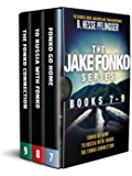 The Jake Fonko Series: Books 7, 8 & 9 (Jake Fonko Collection Book 3)