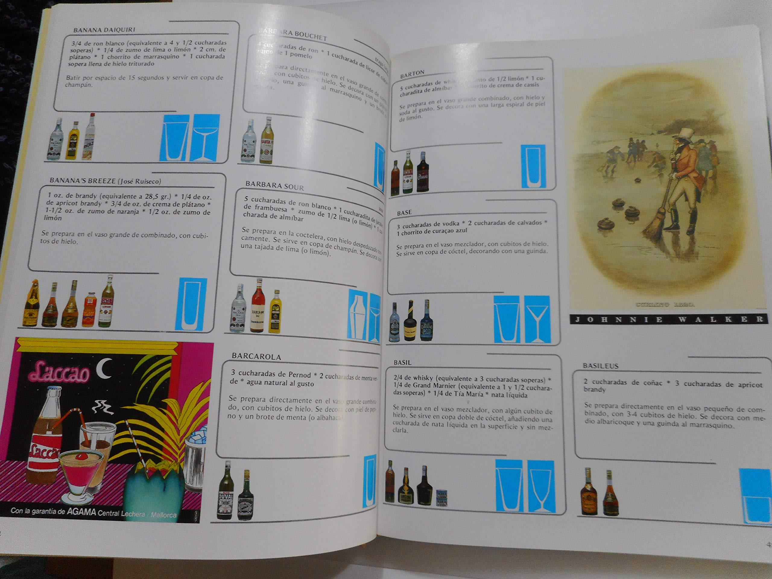 Arte de la cocteleria, el: Amazon.es: Marcialis, Luigi: Libros