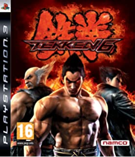 Tekken 6: Amazon.es: Videojuegos