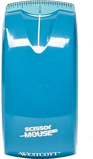 Blue Westcott Scissor Mouse Cuts Paper 500-15576 Case of 36