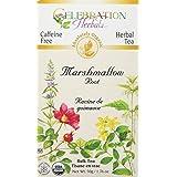 Celebration Herbals Marshmallow Root C/S Tea Organic Loose Pack, 50g
