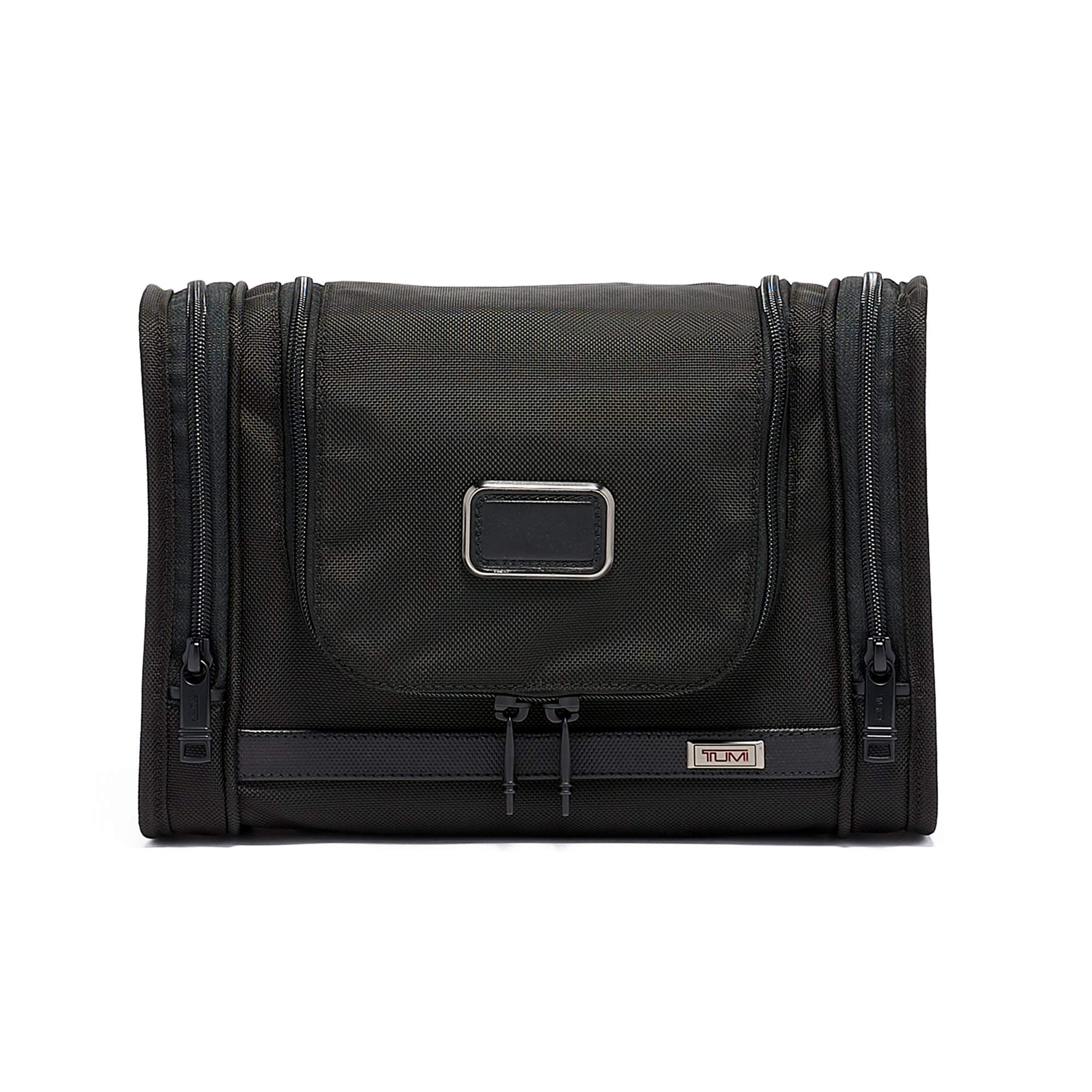TUMI - Alpha 3 Hanging Travel Kit - Luggage Accessories Toiletry Bag for Men and Women - Black by TUMI