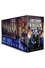 Uncanny Kingdom: An Eleven-Book Urban Fantasy Collection (Uncanny Kingdom Omnibus 1) Kindle Edition