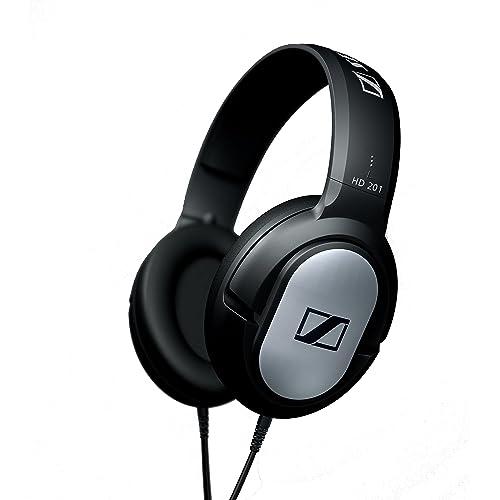Sennheiser HD 201 Lightweight Over Ear Headphones