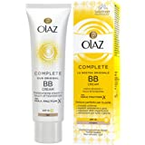 Olaz Complete BB Cream, SPF 15, Skin Perfecting Tinted Moisturiser Chiaro, 50 ml