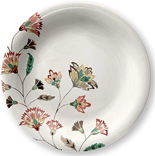 Mainstays Covered Serving Tray Floral Design